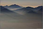 hoch über Oberstdorf... Fernsicht *Allgäuer Alpen *